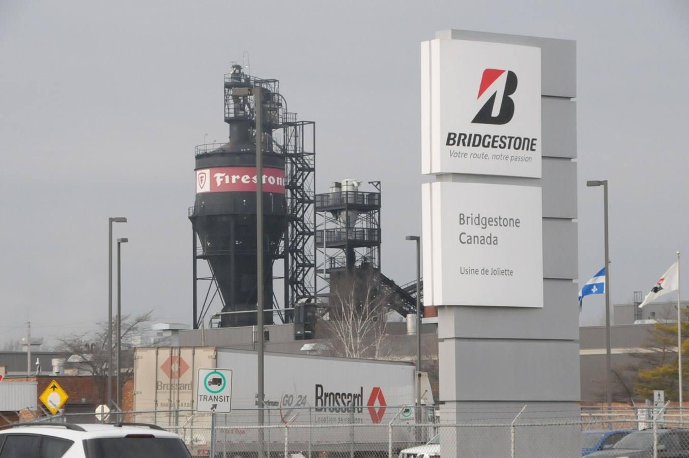Le projet d'agrandissement de l'usine de Bridgestone
