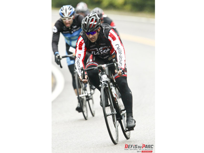 VP of Eastern Canada Operations riding for a cause