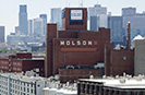 A new project for the Molson/Coors brewery project