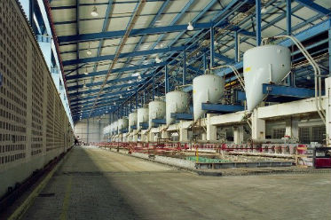 Mechanical/Piping Work on Screens & LIMS - Industrial Construction